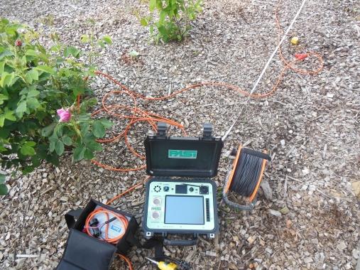 Analyse de sol p n trom tre pressiom tre et pi zom tre for Etude de sol prix
